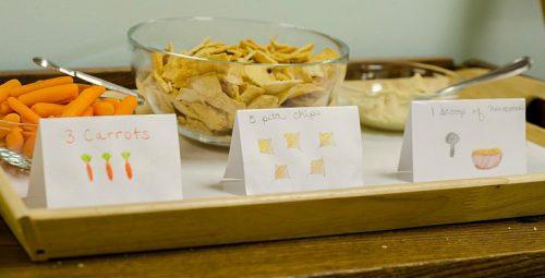 Healthy Snack Recipe at Divinum Auxilium Academy